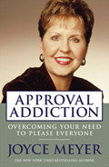 Approval Addiction Paperback Book - Joyce Meyer - Re-vived.com