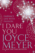 I Dare You Paperback Book - Joyce Meyer - Re-vived.com