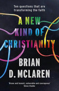 A New Kind Of Christianity Paperback Book - Brian McLaren - Re-vived.com