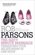 The Sixty Minute Marriage Paperback Book - Rob Parsons - Re-vived.com