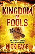 Kingdom Of Fools Paperback Book - Nick Page - Re-vived.com