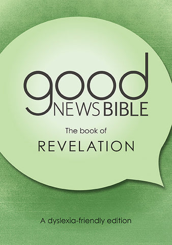 GNB The Book of Revelation (Dyslexia Friendly)