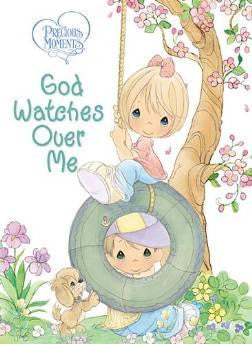 Precious Moments: God Watches Over Me: Prayers and Thoughts from Me to God - Nelson, Thomas - Re-vived.com