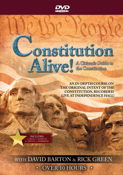 Constitution Alive! DVD Box Set - Various Artists - Re-vived.com