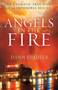 Angels In The Fire Paperback Book - Dann Stadler - Re-vived.com