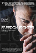 Freedom Fighter Paperback Book - Majed El Shafie - Re-vived.com