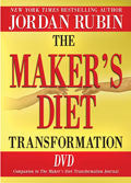 The Maker's Diet Transformation DVD - Jordan Rubin - Re-vived.com