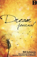 Dream Journal Hardback - Bill Johnson - Re-vived.com