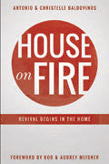 House On Fire Paperback - Christelle Baldovinos - Re-vived.com