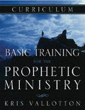 Basic Training For The Prophetic Ministry Curriculum Kit - Kris Vallotton - Re-vived.com