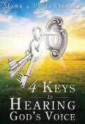 4 Keys To Hearing God's Voice Paperback Book - Mark Virkler - Re-vived.com
