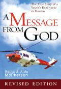 A Message From God Paperback Book - Retha & Aldo McPherson - Re-vived.com