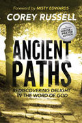Ancient Paths Paperback Book - Corey Russell - Re-vived.com