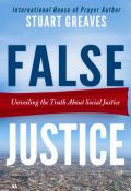 False Justice Paperback Book - Stuart Greaves - Re-vived.com