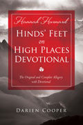 Hinds' Feet On High Places Devotional Paperback Book - Darien Cooper - Re-vived.com