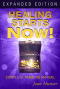 Healing Starts Now (Expanded Edition) Paperback Book - Joan Hunter - Re-vived.com