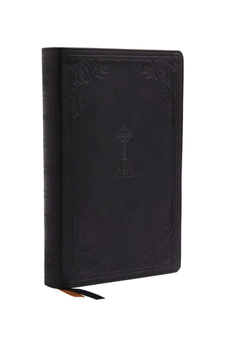 NRSV Catholic Bible Gift Edition, Black