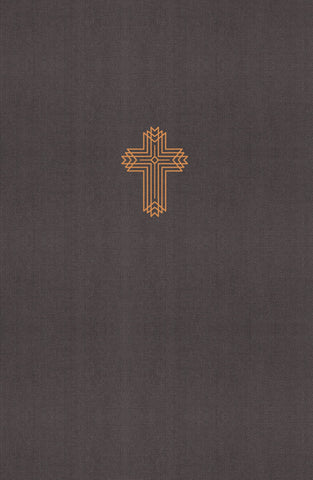 NRSV Catholic Bible, Journal Edition, Gray, Comfort Print