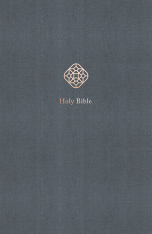 NRSV Catholic Bible, Journal Edition, Blue, Comfort Print