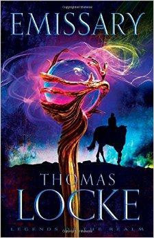 Emissary (Legends of the Realm) HB - Locke, Thomas - Re-vived.com