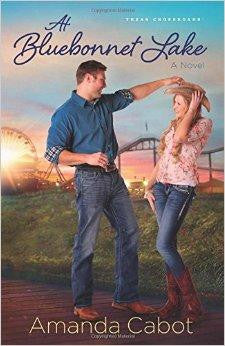At Bluebonnet Lake: A Novel (Texas Crossroads) (Volume 1) - Cabot, Amanda - Re-vived.com