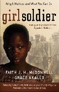 Girl Soldier Paperback Book - Faith J. H. McDonnell - Re-vived.com