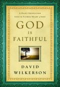 God Is Faithful Paperback Book - David Wilkerson - Re-vived.com