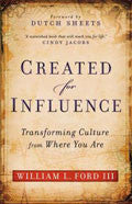 Created For Influence Paperback - William Ford - Re-vived.com