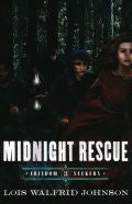 Midnight Rescue Paperback Book - Lois Walfrid Johnson - Re-vived.com