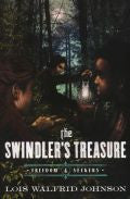 The Swindler's Treasure Paperback Book - Lois Walfrid Johnson - Re-vived.com