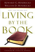 Living By The Book Paperback - Howard Hendricks - Re-vived.com