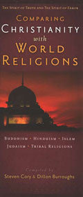 Comparing Christianity With World Religions Paperback - Dillon Burroughs - Re-vived.com