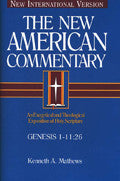 Genesis 1-11: The New American Commentary Hardback - Kenneth Mathews - Re-vived.com