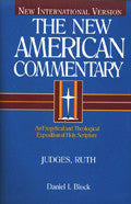 Judges & Ruth: New American Commentary Hardback - Daniel I. Block - Re-vived.com