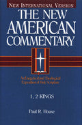 1 & 2 Kings: New American Commentary Hardback - Paul R House - Re-vived.com