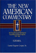Ezekiel: The New American Commentary Hardback - Lamar Cooper - Re-vived.com