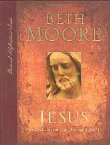 Jesus: 90 Days With the One and Only (Personal Reflections) - Moore, Beth - Re-vived.com