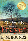 Power Through Prayer Paperback Book - E M Bounds - Re-vived.com