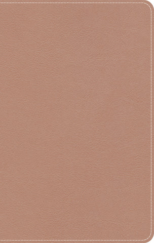 KJV On-The-Go Bible, Personal Size, Personal Size, Rose Gold Leathertouch