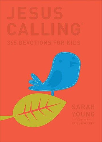 Jesus Calling: 365 Devotions For Kids: Deluxe Edition