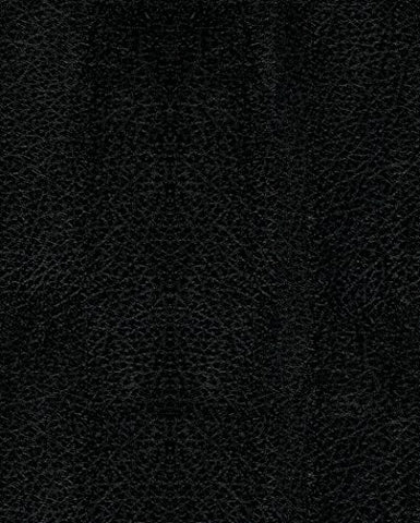NLT Compact Black Bonded Leather