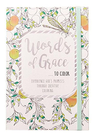 Words of Grace... To Colour