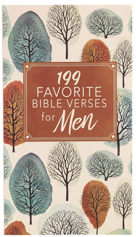 199 Favourite Bible Verses For Men