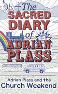 Adrian Plass And The Church Weekend Paperback Book - Adrian Plass - Re-vived.com