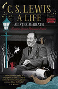 C S Lewis: A Life Paperback Book - Alister McGrath - Re-vived.com