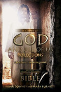 A Story Of God And All Of Us Reflections: 100 Daily Inspirations Devotional Hardback Book - Mark Burnett - Re-vived.com