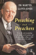 Preaching And Preachers Paperback Book - Martyn Lloyd-Jones - Re-vived.com