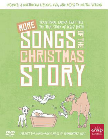 More Songs Of The Christmas Story