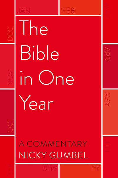 The Bible in One Year Paperback