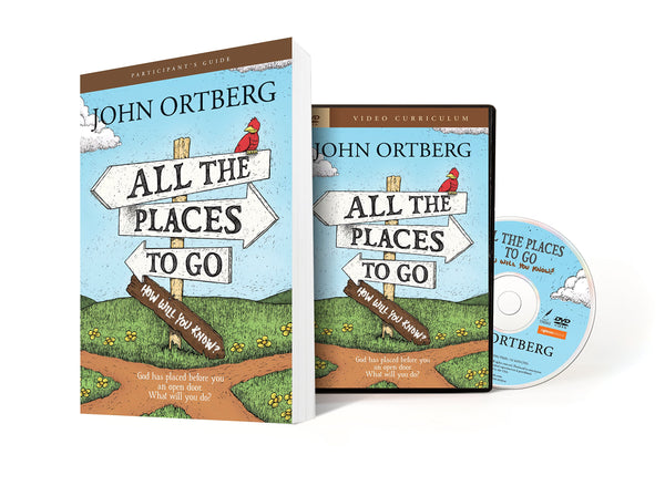 All the Places to Go: DVD & Participants Guide